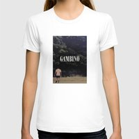 childish gambino T-shirts featuring Childish Gambino by blakethewizz