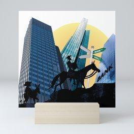Don Quixote Now Mini Art Print