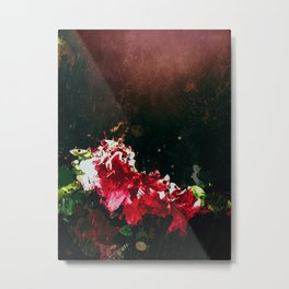 Pastels are a thing of the past Metal Print
