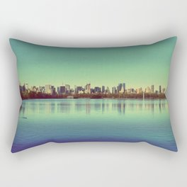 New York.. I've got you under my skin Rectangular Pillow