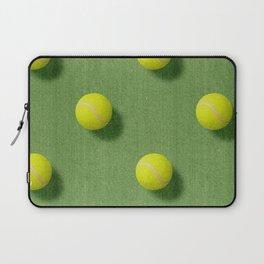 BALLS / Tennis (Grass Court) / Pattern Laptop Sleeve