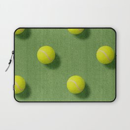 BALLS / Tennis (Grass Court) / Pattern Laptop Sleeve