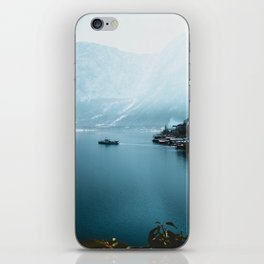 City by Water (Color) iPhone Skin