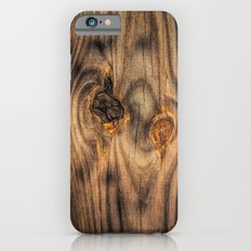 Wood Knots iPhone 6s Slim Case