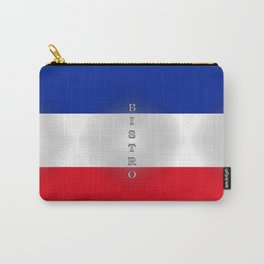 Tricolore Bistro Carry-All Pouch
