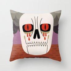 Fear Throw Pillow