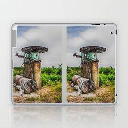 Mt. A Ski Stuf Laptop & iPad Skin