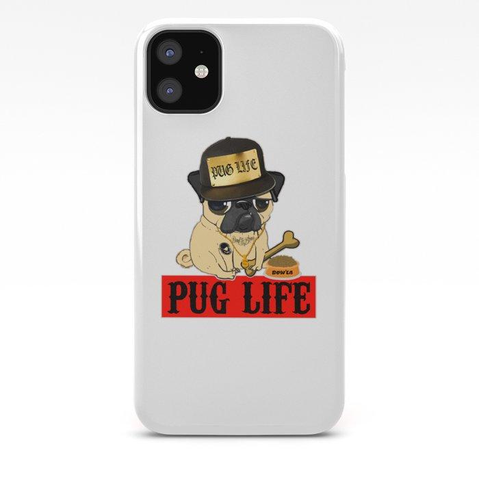 Puglife iphone case