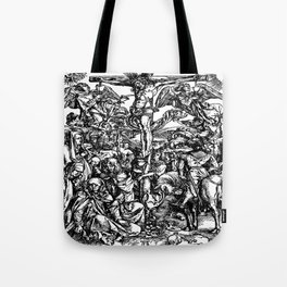 The Large Passion: 6. The Crucifixion Tote Bag