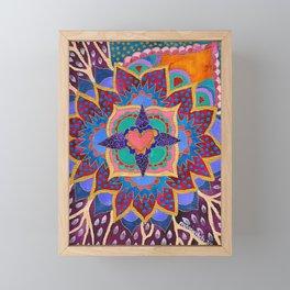 Feral Heart #02 Framed Mini Art Print