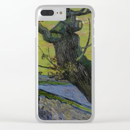 The Sower Clear iPhone Case