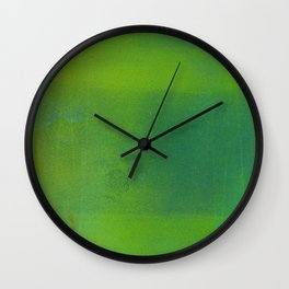 Abstract No. 303 Wall Clock