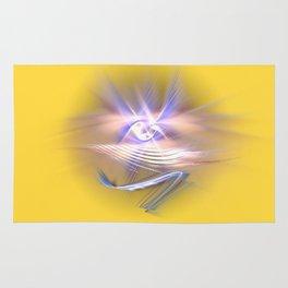 pure spirit -the eye Rug