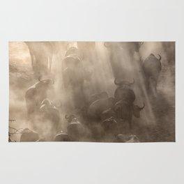 Buffalo Dust Rug