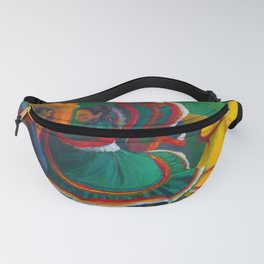 Baile Folklorico Fanny Pack