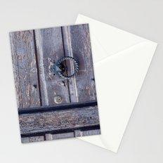 The Door knocker Stationery Cards
