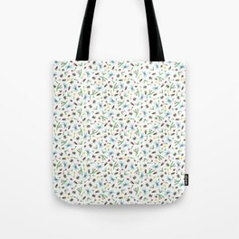 Insect Garden Tote Bag