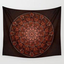 Rock mandala Wall Tapestry