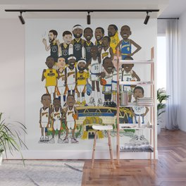 Town Business - Rest In Peace Oracle Arena - 6.13.19 Wall Mural