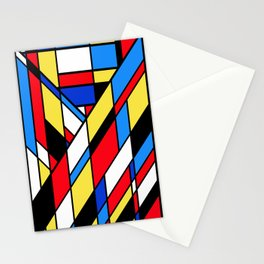 The Color Cubes - 2A Stationery Cards