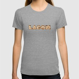 LAGOM  - Hotel - Wall-Art for Hotel-Rooms T-shirt
