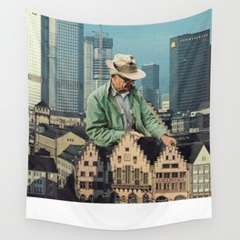 Architect Wall Tapestry