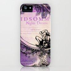 Midsummer Night's Dream iPhone (5, 5s) Slim Case