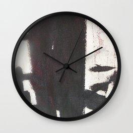 West 4th Street Wall Clock