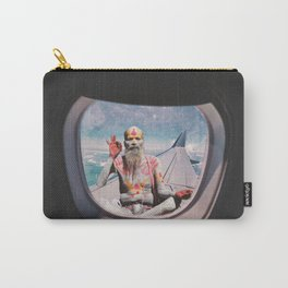 EVERYTHING IS OKAY - YOGI MEDIATION Carry-All Pouch