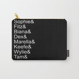 KotLC Cast Carry-All Pouch