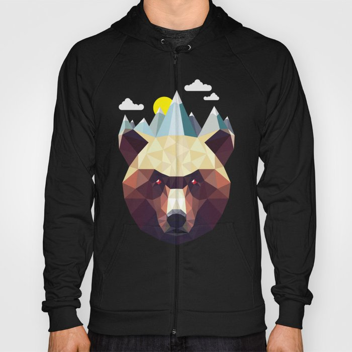 Bear Mountain  Hoody