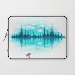 Sound Of Nature Laptop Sleeve