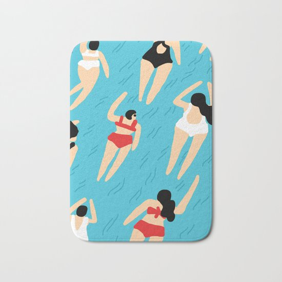 summer 3 Bath Mat