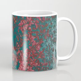 Abstract Garden 1 Coffee Mug