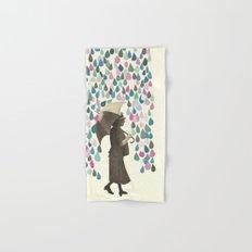 Rain Dance Hand & Bath Towel
