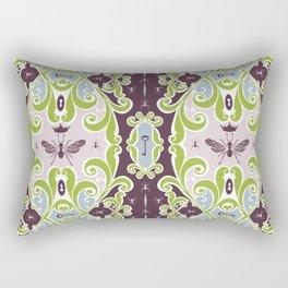 The Ant Queen Rectangular Pillow