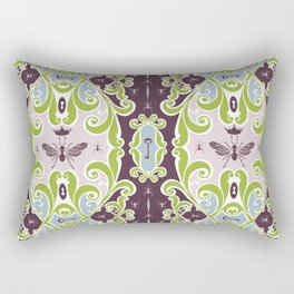 The Ant Queen Rectangular Pillow