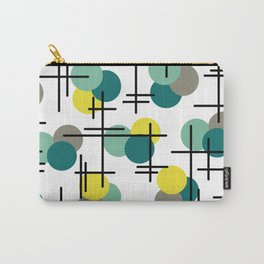Atomic Age Molecules Carry-All Pouch
