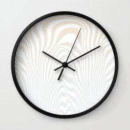 Pulling Wall Clock