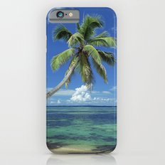 Tropical palms Slim Case iPhone 6s