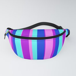 Stripes Fanny Pack
