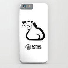 Chinese Zodiac - Year of the Pig iPhone 6s Slim Case