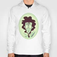 edward scissorhands Hoodies featuring Edward Scissorhands by Bauimation