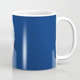 Life in Blue  Coffee Mug