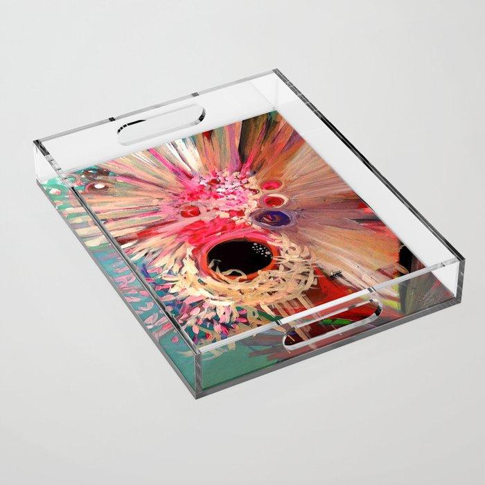 Blossom Acrylic Tray
