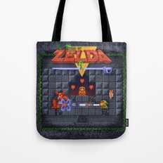 The Zelda of Legend Tote Bag
