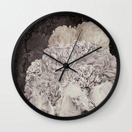MYSTERIOUS MOUNTAIN I Wall Clock