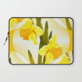 Spring Yellow Flowers #decor #society6 #buyart Laptop Sleeve