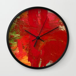 Tauromaquia Wall Clock