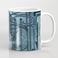 gothic Mugs featuring Gothic by nicky2342